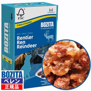 ボジータ[BOZITA]犬用チャンクゼリー「トナカイ」ドッグフード