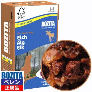 ボジータ[BOZITA]犬用チャンクゼリー「ヘラジカ」ドッグフード